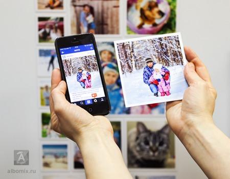 бизнес печать фотографий