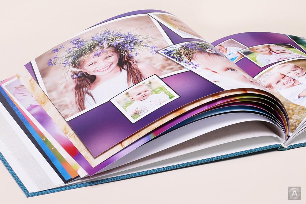 что сделать книгу из фотографий на заказ плечами